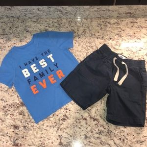 Old Navy Toddler Boys Outfit 3T